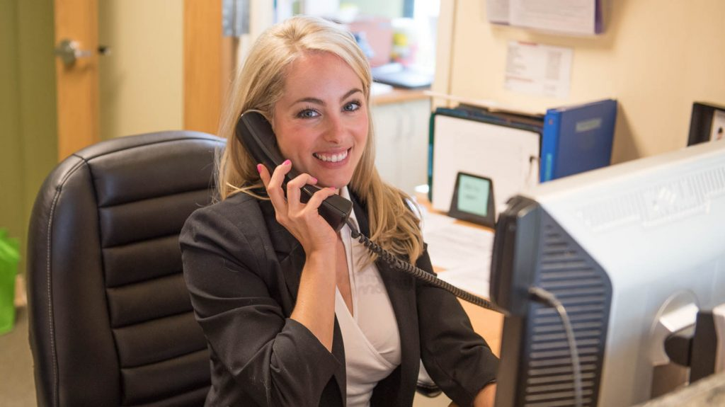 Hi, I'm Lauren! I will be the one greeting you when you call us.